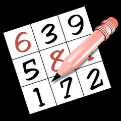 Speel nu sudoku gratis